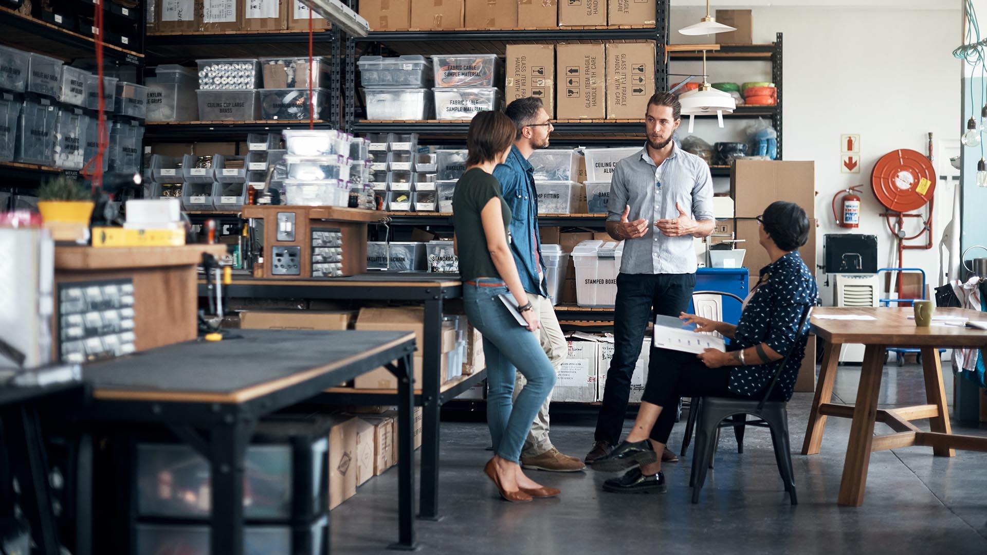 Συνεργάτες σε Επιχειρηματικό Περιβάλλον